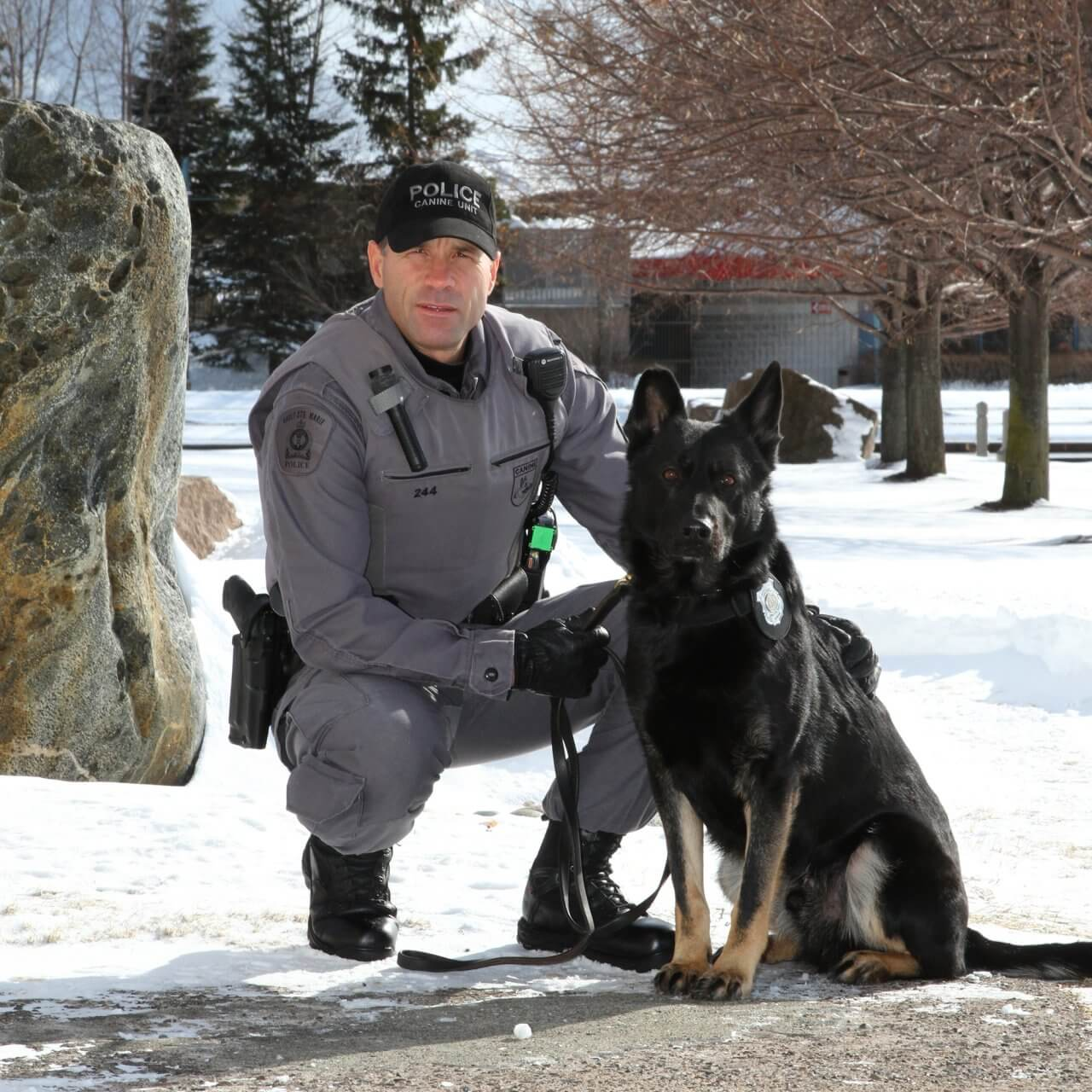 Cst. Turco & Justice