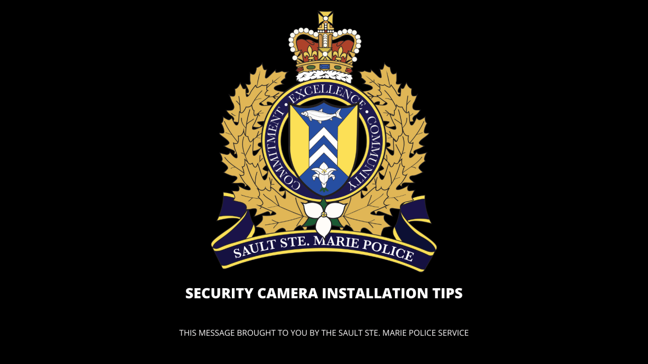 Security Camera Installation Tips